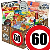 Geschenk Set | Geburtstag 60 | DDR Paket Mutter | 24er Allerlei