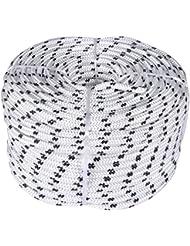 vidaXL 6/8/10/12/14 mm Cordes de levage polyester tressé avec les dimensions au choix