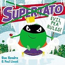 Supertato: Evil Pea Rules (English Edition)