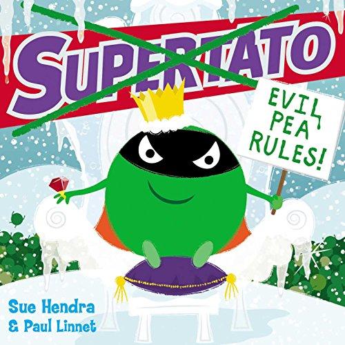 Supertato: Evil Pea Rules