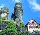 Fränkische Schweiz: Reisen und wandern, Kunst und Kultur -