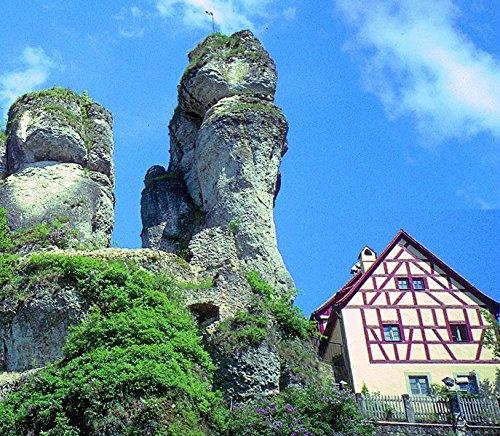 Fränkische Schweiz: Reisen und wandern, Kunst und Kultur