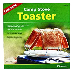 61gEBwT0hZL. SS300  - Coghlans Camp Stove Toaster
