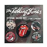 Pack De Badges / Pins The Rolling Stones n°2