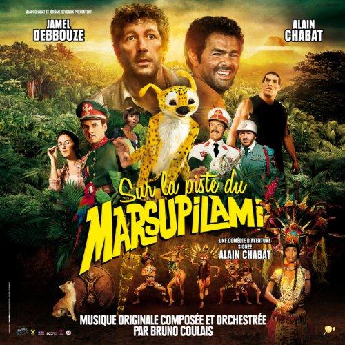 Sur la piste du Marsupilami (Bande originale du film)