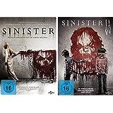 Sinister & Sinister II im Set - Deutsche Originalware