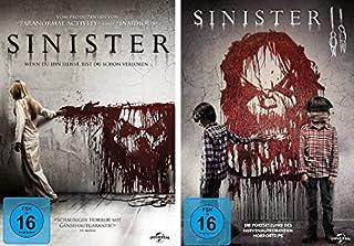 Sinister & Sinister II im Set - Deutsche Originalware [2 DVDs]