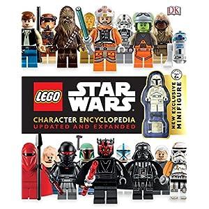 Lego Star Wars Character Encyclopedia 9781465435507 LEGO