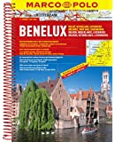 Belgium/Netherlands/Luxembourg Marco Polo Atlas (Marco Polo Atlases (Multilingual))