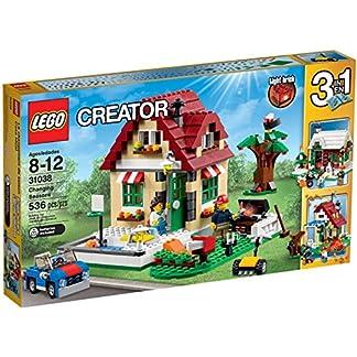 LEGO Creator – Casa Ideal, (31038)
