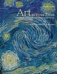 Art Across Time, Volume 2 by Laurie Schneider Adams (2010-02-12)