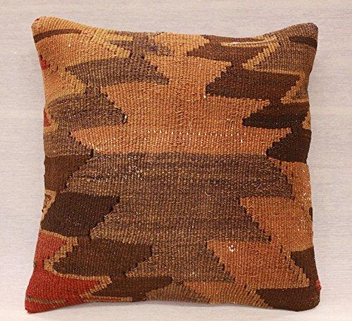 ETFA Kelim Kissen Kissenbezug Kissenhülle cushion cover pillow 40x40 cm 3534