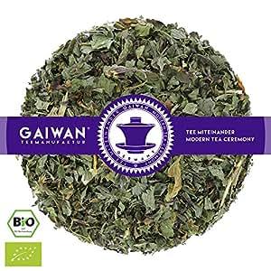 "No. 1172: Organic Herbal Tea Loose Leaf ""Peppermint"" - 250 g (8.82 oz) - GAIWAN® Germany - Peppermint from Egypt"