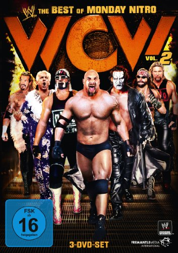 The Best of WCW Monday Night Nitro, Vol. 2 (3 DVDs)