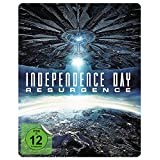 Independence Day: Wiederkehr - Steelbook [Blu-ray]