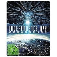 Independence Day: Wiederkehr - Steelbook [Blu-ray]