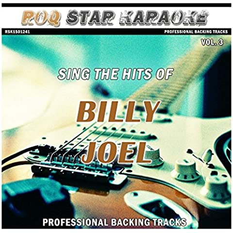 Karaoke - Billy Joel, Vol.