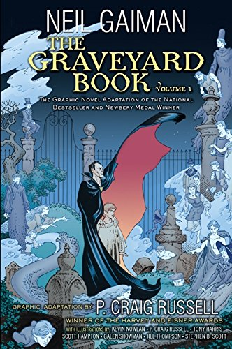 The Graveyard Book Graphic Novel 01 por Neil Gaiman