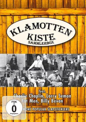 Bild von Klamottenkiste - Sammlerbox (5 DVDs)