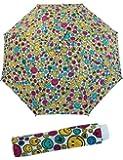 Smiley World–Mini Umbrella–Crazy White