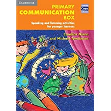 Primary Communication Box:Speaking and Listening activities for Younger Learners (Cambridge Copy Collection)