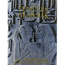 The Temples of Karnak by Schwaller de Lubicz, R. A. (1999) Hardcover