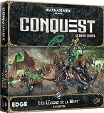 Asmodee UBIJCK15 Warhammer 40,000 Conquest, Legions of Death (versione italiana non garantita)
