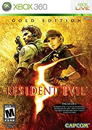 Resident Evil 5 - Gold Edition (Xbox 360)