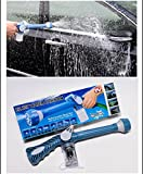 Evana Ez Jet Water Cannon 8 In 1 Turbo Water Spray Gun for Car Washing and Gardening Purpose High Pressure Water Outlet 8 Type of High Pressure water outlet with inbuilt Soap Dispenser tank