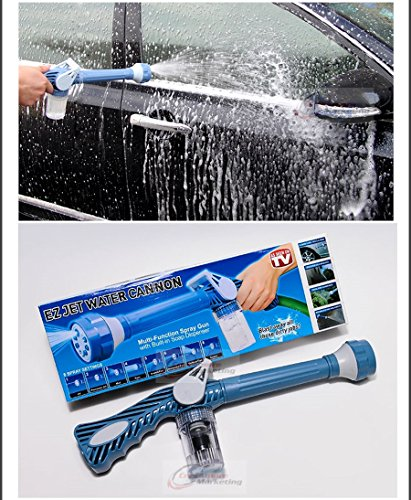 evana ez jet water cannon 8 in 1 turbo water spray gun for car washing and gardening purpose high pressure water outlet 8 type of high pressure water outlet with inbuilt soap dispenser tank Evana Ez Jet Water Cannon 8 In 1 Turbo Water Spray Gun for Car Washing and Gardening Purpose High Pressure Water Outlet 8 Type of High Pressure water outlet with inbuilt Soap Dispenser tank 61gEursbBgL