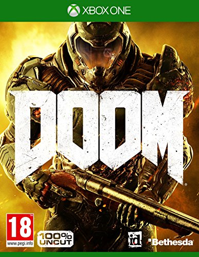 Doom - 100% Uncut - Day One Edition [At-Pegi] [Importación Alemana]