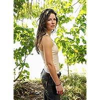 Evangeline Lilly 064 Waterproof Plastic Poster Poster di Plastica Impermeabile - Anti-Fade - Possono utilizzare su Outdoor/Giardino/Bagno