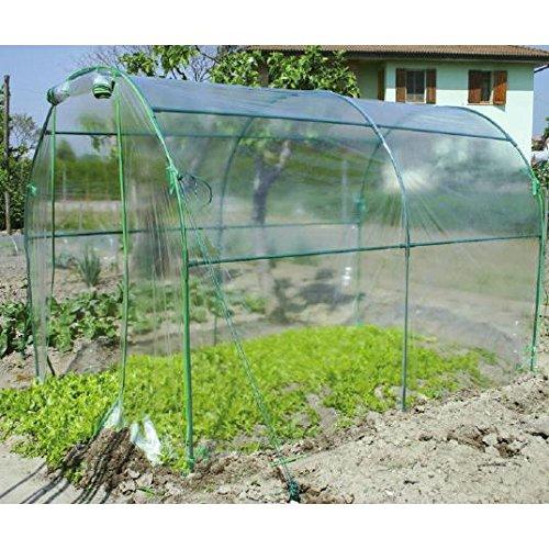 Verdemax Premium Funda Recambio para Invernadero 2640, Verde Agua, 5x30x20 cm