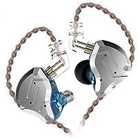 KZ ZS10 Pro IEM 4BA 1DD auricolari monitor,KZ Cuffie In Ear 4 Armatura Bilanciata 1 Dynamisch auricolari con staccabili…