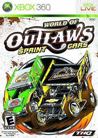 World Of Outlaws Sprint Cars - Xbox 360 by