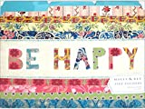 Molly & Rex File Folder Be Happy Patchwork 10pc