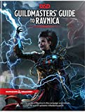 Dungeons & Dragons Guildmasters' Guide to Ravnica / D&D/Magic - The Gathering Adventure Book and Campaign Setting