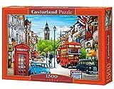 Castorland C-151271-2 - Puzzle - Tanikawa - London - 1500 Pièces