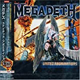 Megadeth: United Abominations [+1 Bonus] (Audio CD)