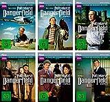 Polizeiarzt Dangerfield - Gesamtedition / Die komplette Krimiserie auf 17 DVDs (Pidax Serien-Klassiker)