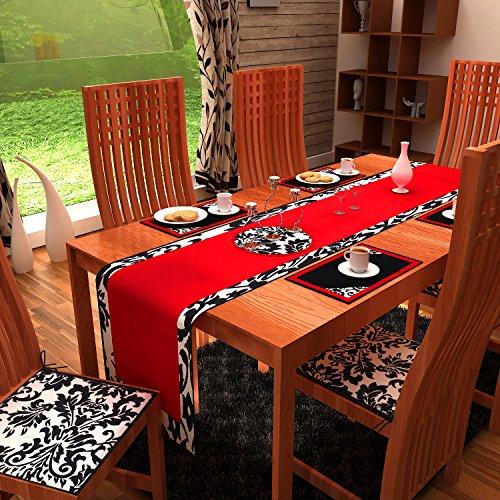 HOME HEART TABLE RUNNER SET- 6 TABLE MAT 13