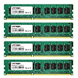 8GB Dual Channel KIT (4x 2GB) für HP Compaq ProLiant DL165 G6 DDR2 800MHz PC2-6400E ECC (UDIMM) RAM Speicher Memory