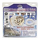 S&M 580758 Kit Metros Nebulización 3/8