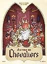 Dans les Cuisines de l'Histoire, tome 1 : À la table des chevaliers par Nourigat