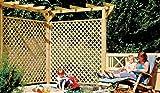 Holz-Pergola Bausatz