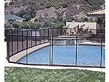 Gre 779700 - Barrera de seguridad para piscinas con altura 1,25 m