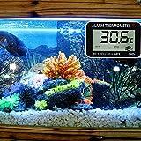 AST Works Digital LCD Sensor Aquarium Thermometer Controller Fish Tank Temperature Meter