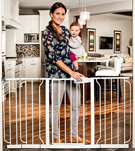 regalo-wide-span-walk-through-safety-gate-pressure-mount-with-3-included-extension-kits-148-cm