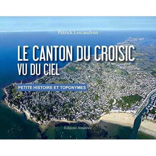 Le canton du Croisic vu du ciel