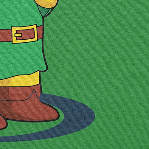 NERDO - Nose Flute - Damen T-Shirt Grün